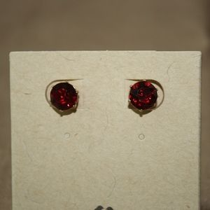 Brilliant Stud Earrings